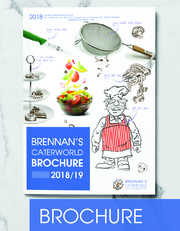 Brennan's Caterworld -Quality Caterware Supplier in Ireland